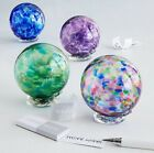 Birthstone Wishing Ball  Gratitude Globe Color Random or Leave A Note