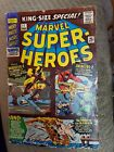1966 Donruss Marvel Super Heroes Trading Cards 9