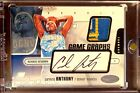 2003 04 FLEER CARMELO ANTHONY GAME GRAPHS AUTO AUTOGRAPH PATCH RC RPA 400 HOOPS