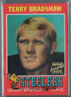 TERRY BRADSHAW 1999 TOPPS ON CARD AUTO AUTOGRAPH 1971 STYLE ROOKIE RC