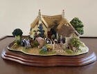 "lilliput lane cottages ""We Plough Firlds & Scatter"" Limited Edition  Of 2001."