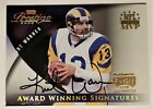 Kurt Warner Cards, Rookie Cards and Autographed Memorabilia Guide 3