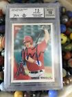 Mike Trout Rookie Cards Checklist and Autographed Memorabilia Guide 56