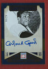 ORLANDO CEPEDA Autograph 2015 COOPERSTOWN Signed ON CARD AUTO SER #d 6 25 HOF