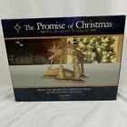 Promise Of Christmas By Robert Stanley 2 piece Metal Nativity Scene
