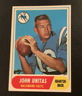 Johnny Unitas Cards, Rookie Card and Autographed Memorabilia Guide 19
