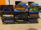 Fast and Furious 132 scale Diecast Jada toys PICK A CAR mostly Paul Walkers