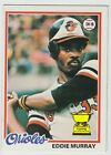 Eddie Murray Cards, Rookie Cards and Autographed Memorabilia Guide 23