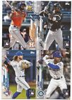 2020 Topps MLB NYC Store Exclusive Baseball Cards 6