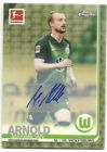 2018-19 Topps Chrome Bundesliga Soccer Cards 22