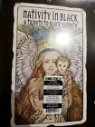 NATIVITY IN BLACK RSD 2020 CLEAR  BLACK VINYL LIMITED 3000 COPIES BLACK SABBATH