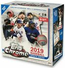 2019 TOPPS CHROME UPDATE BASEBALL FACTORY SEALED MEGA BOX -TARGET EXCLUSIVE ONLY