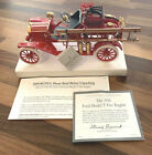 Franklin Mint 1916 Ford Model T Fire Engine 1 16 Scale Die Cast Model