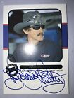 2001 Press Pass Signings Nascar Racing Richard Petty Signed AUTO AUTOGRAPH MINT!