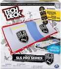 TECH DECK SLS Pro Series Skate Park  Quarter Pipes with Gap and Signature Pro