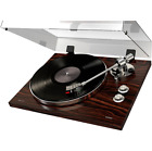 ION Audio Pro500BT Stereo Turntable with USB and Bluetooth Walnut