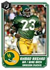 University of Oregon, Panini Announce Exclusive Trading Card Deal 3