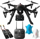 Force1 F100GP Drone with Camera for Adults Remote Control GoPro Compatible