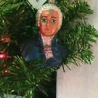 Vintage Radko Retired Blown Glass Christmas Ornament Composer MOZART Classical