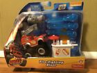 Blaze And The Monster Machines Die cast Fire Fighting Blaze New In Box VERY RARE
