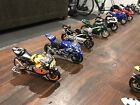 Various Maisto New Ray 118  112 Scale Die Cast Motorcycles