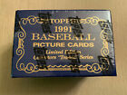1991 Topps Traded Tiffany Baseball Complete Set Sealed Unopened 1-132 Factory