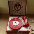RARE 1963 Model 42015 Style 600 Lionel MICKEY MOUSE Record Player Works Nice