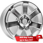 New 16 Machined and Silver Alloy Wheel Rim for 2007 2012 Nissan Sentra 62472
