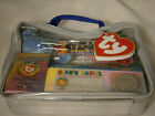 Ty Beanie Babies~Official Club Platinum Member Kit~1999~Clubby II~Blue Bear NIB