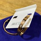 NWT Tory Burch Rose Gold Hoop Earrings