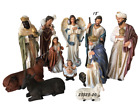 Nacimiento Set Nativity Set 20 Inch Resin Figurines 25323 20 Brand New