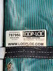 34 X 185 Rectangle Loop Loc Green Mesh Safety Pool Cover
