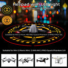Folding Stacked Helipad Landing Pad With LED Lighting For DJI MAVIC Mini 2 Drone