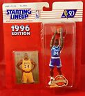 Starting Lineup 1996 Shaquille O'Neal Extended Lakers SkyBox Premium #58 Card