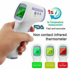 Non Contact Infrared Digital Forehead Thermometer Baby Adult Temperature Gun USA