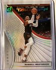 2019 20 Donruss Clearly Russell Westbrook All Clear For Takeoff GOLD SPARKLE SSP