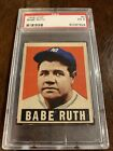 Ever Wanted to See a Babe Ruth Bat Plate Card? 4
