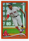 Hail to the Champs! 2013 Boston Red Sox Rookie Cards Guide 21