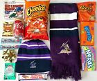 9001159 THE MELBOURNE STORM FOOTY SUPPORTER GIFT PACK NRL RUGBY LEAGUE TV BEANIE