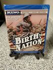 The Birth Of A Nation The Uncut Directors Version Blu ray DVD 2011 3 Discs