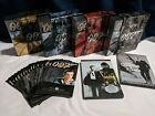 Complete James Bond 007 Ultimate Edition DVD Box Set Volumes 1-4 + Extras