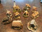 Lilliput Lane Cottages ?  12 pieces - no boxes -