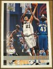 Tim Duncan Rookie Cards and Autograph Memorabilia Guide  19
