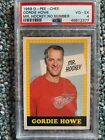 Gordie Howe Rookie Cards and Autographed Memorabilia Guide 4