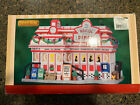 Village Christmas Collection Lemax 2008 Wayside Diner Holidays Seasons 85683