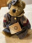 Boyds Bears Plush FOB 1999 Retired Zelma Berriweather with tags