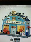 Lemax Christmas Village # 45707 Rod's Parts Shop - from 2014 New in Box HTF