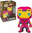 Funko Pop Marvel Black Light Figures 8