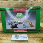 House of Lloyd African Nativity 8pc Set 1995 Christmas Around The World W Box