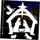 EGP NAT 002 1 Set for Outdoor Christmas Decorations Outside Yard Nativity 6